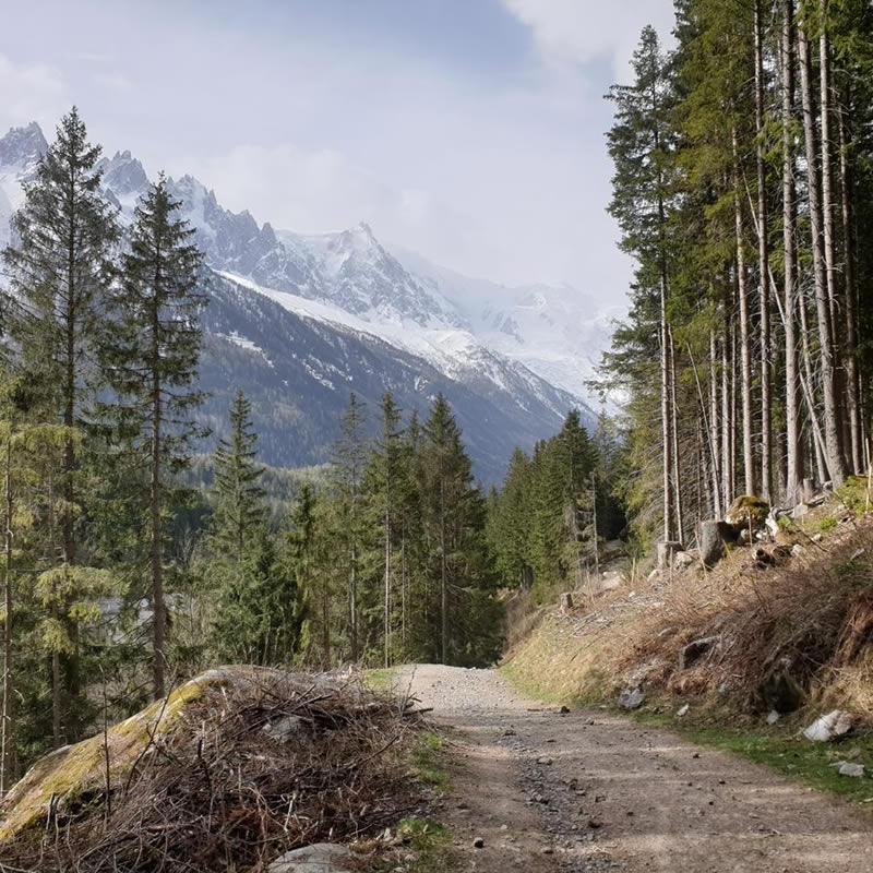 Maartje van Roessel - Chamonix